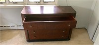 Antique The Widdicomb Furniture Co. wood drawer