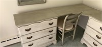 Whitewashed small drawer (not every thing)
