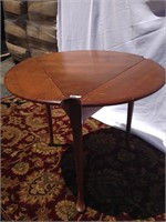 Statton American rectracble wood coffee table