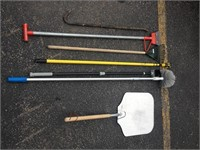 Assorted tools (7)