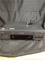 Hitachi video cassette recorder