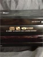 Sherwood CDC-6050R cd player