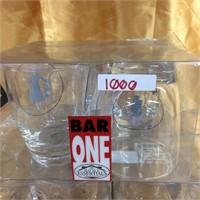 Bar One glasses