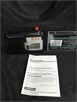 Vintage Sony Cassette-Corder TCM-454VK