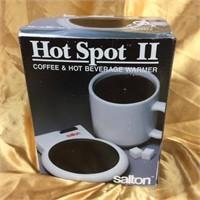 Hot Spot II & HITT travel cup