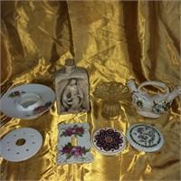 Assorted keepsakes