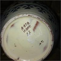 Vase & Greek style pitcher