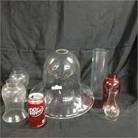 Assorted lamp/light covers