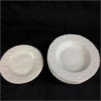 Assorted & Ralph Lauren Wedgewood plates