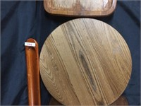 Wooden Cutting Boards - Assorted