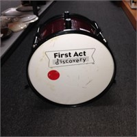 First Act Discovery drum (damaged)