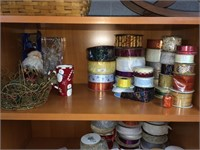 Assorted Christmas - Ribbons/Misc