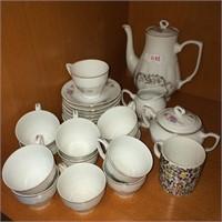 Tea set (Multiple items)