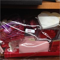 Assorted Valentines Day Supplies & miscellaneous