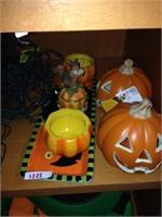 Assorted Halloween Items