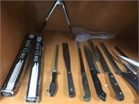 Kitchen knives (Multiple)