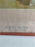 """Harmony in White""~John Asaro"