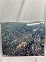 Vintage aerial photography