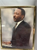 Human Rights Artwork from Martin Luther King Jr.