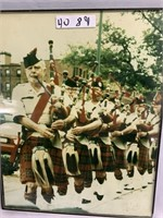 1996 Photo of Bagpipe players