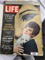 Vintage LIFE Magazine from 1966