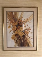 Framed Prints- Clock