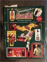 Vintage Coca Cola Tray -Book