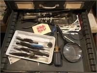 Perma blue Liquid Gun Blue Kit, Metal Organizer