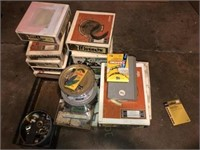 Misc. Cigar Boxes and Contents