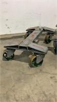 (qty - 2) Heavy Duty Caster Skates-