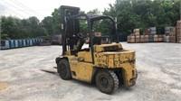 Caterpillar 8,000 lb Diesel Forklift-