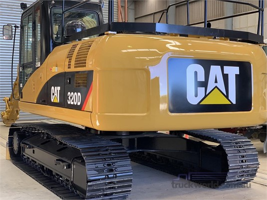 2009 Caterpillar 320D - Heavy Machinery for Sale