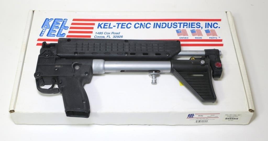 Kel-Tec Sub-2000 Carbine 9mm Luger, Semi-Auto, | Hessney