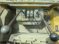 CAT 416 Backhoe