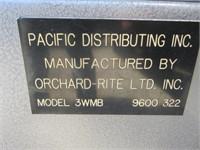 1996 Orchard-Rite 3WMB Monoboom Orchard Shaker