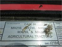 Case MX 285 Magnum Wheel Tractor
