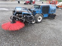 Weiss McNair JD80LP Orchard Sweeper