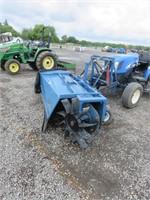 New Holland TN75A Wheel Tractor
