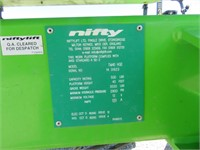Nifty TM40HDE Man Lift