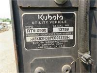 OFF-ROAD 2014 Kubota RTV-X900