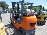 Toyota 7FGCU30 Forklift