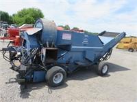 Weiss McNair 8900P Nut Harvester