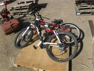 Pallet Of (2) Mountain Bikes  Other Auction Results - 1
