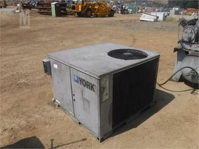 York Outdoor Air Conditioning Unit  Other Resultados Leilões