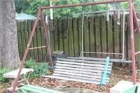 Swing w/ Metal Frame