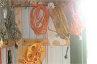 (4) Drop Cords