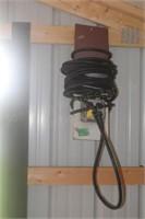 Power Cord Box Plug In Station,(4) Plugs, 110V