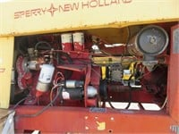 New Holland 1100 Swather