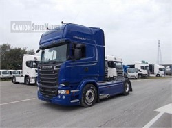 Scania R520  used