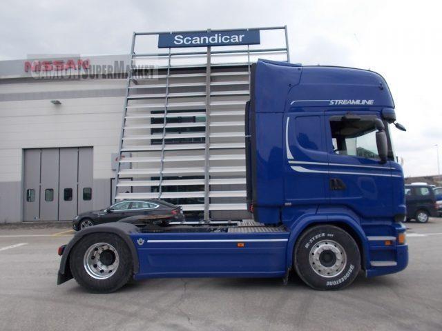 Scania R520 Uzywany 2015